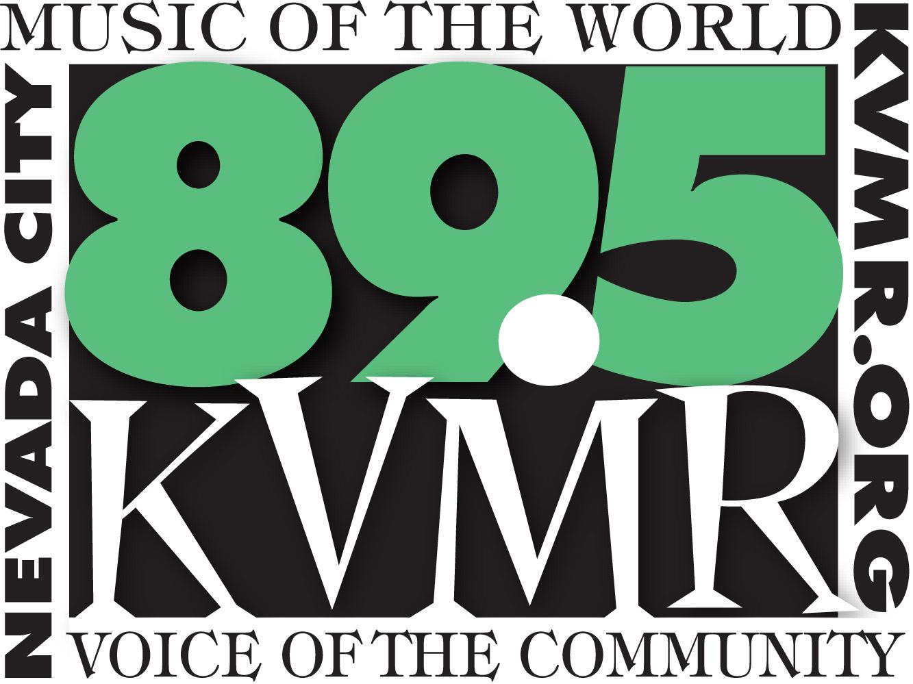 KVMR logo grn 2015