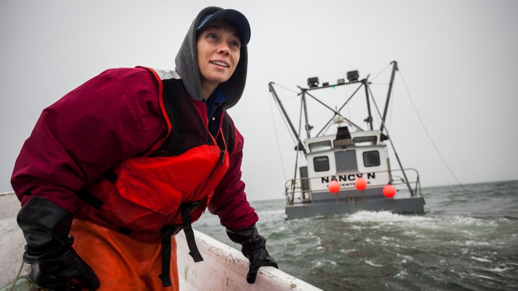 Facing Climate Change - Oyster Farmers