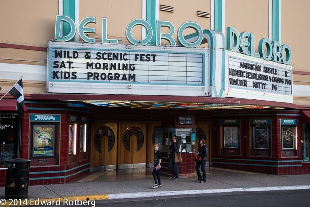 Del Oro Theater building